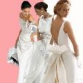Thời trang - Váy cưới đơn giản vẫn đẹp lộng lẫy