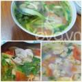 Bếp Eva - 3 món canh ngao chua dịu đưa cơm