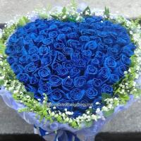 Hoa Valentine:  Nhộn nhịp với những loại độc, lạ