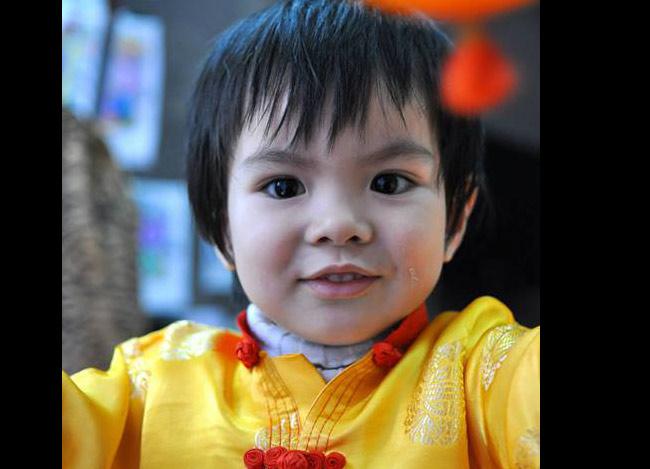 Qua 3 đời vợ và mới có thêm một cậu con trai thứ ba rất kháu khỉnh, đáng yêu với người vợ hiện tại, Trần Lực - vị đạo diễn tài hoa của điện ảnh Việt hiện đang hạnh phúc hơn bao giờ hết.