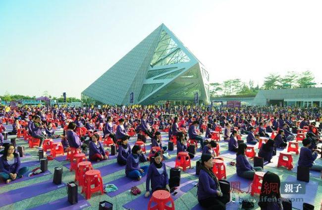 Sự kiện được tổ chức bởi Bệnh viện Nhi Thâm Quyến.