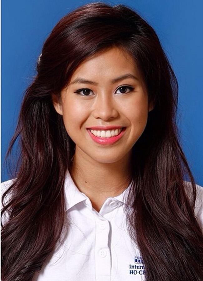 Cô em gái của Louis Nguyễn càng lớn càng xinh xắn, dễ thương. Chính nhờ những nét đẹp vốn có nên ngay cả khi chụp ảnh thẻ, Thảo Tiên vẫn rất đẹp.
