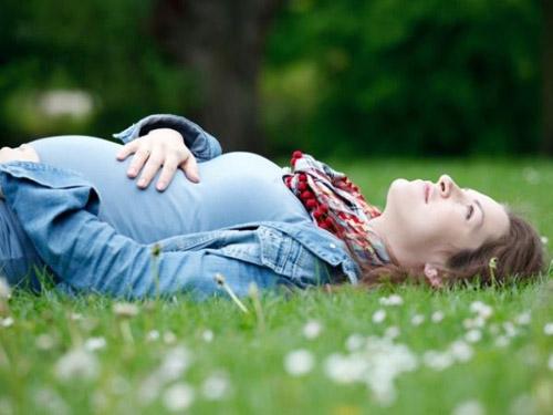 Mới tí cấn thai đã khoe - dại quá? - 3