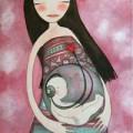 Bà bầu - Mẹ bầu nào dễ bị suy thai?