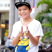Quang Anh: Sợ lớn lên không còn đẹp trai