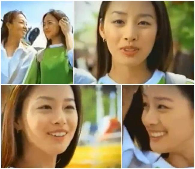 Nếu như năm 2000, khán giả chưa ai từng nghe tới cái tên Kim Tae Hee hay khuôn mặt của cô sinh viên Đại học Quốc gia Seoul thì chỉ sau vài năm, toàn Châu Á đều biết đến một nữ diễn viên sở hữu vẻ ngoài đẹp tự nhiên và khả năng diễn xuất xuất thần. Kim Tae Hee bắt đầu được công chúng nhắc đến nhiều hơn và đặc biệt nụ cười rạng rỡ và yêu đời của cô luôn trở thành tâm điểm chú ý. Video quảng cáo đầu tiên của Kim Tae Hee là trong CF White dược sản xuất năm 2000.