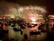 Tin tức - Thế giới rộn ràng đón mừng năm mới 2015