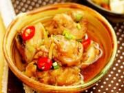 Bếp Eva - Thịt gà kho gừng thơm lừng góc bếp