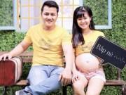 Bà bầu - Kinh nghiệm bầu 7 tháng tăng 7kg của BTV xinh đẹp