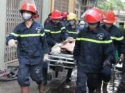Tin tức - Những vụ cháy nổ tang thương nhất trong năm 2014