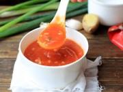 Bếp Eva - Tự làm sốt chua ngọt để chế biến món ăn