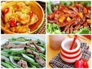 Bếp Eva - Thưởng thức bữa cơm cuối tuần ngon mê