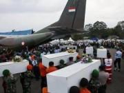 Tin tức - QZ8501: Tìm thấy phần thân chính máy bay