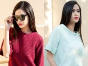 Thời trang - Trương Quỳnh Anh khiến phái mạnh Hà thành ngơ ngẩn