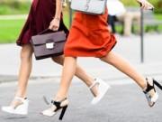 Xu hướng thời trang - 3 mốt giày nhất định phải sắm trong năm 2015