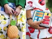 Thời trang - Những chiếc túi dành riêng cho cô nàng mê ăn uống