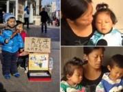 Tin tức - Bà mẹ rao bán con trai để lấy tiền chữa bệnh cho con gái