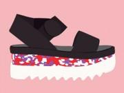 """Thời trang - Nhìn lại """"tiền thân"""" của đôi giày platform qua ảnh"""