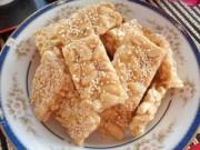 Bếp nhà tôi  - Cách làm kẹo lạc giòn tan như ngoài hàng