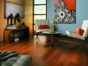 Trang trí nhà cửa - Vệ sinh đúng cách cho sàn gỗ khỏi mối mọt, cong vênh