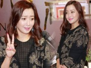 Hậu trường - Kim Hee Sun không ngại nhắc tới Thành Long
