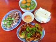 Thực đơn – Công thức - Bữa ăn dân dã cả nhà đều mê