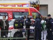 Clip Eva - Video: Khoảnh khắc súng nổ cướp 12 mạng người ở Paris