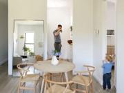 Nhà đẹp - Nhà ba người chỉ cần ở trong nhà nhỏ 60m2