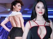 Người mẫu - Những chiếc váy vừa ngắm vừa lo của các người đẹp