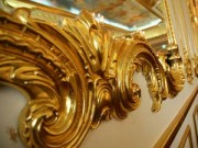 Nhà đẹp - Chuyên gia phong thủy nói gì về việc dát vàng nhà cửa, đồ vật?