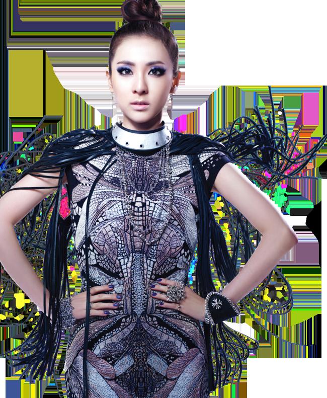 1. Sở hữu làn da hoàn hảo, đẹp không tì vết, sự tươi trẻ của Dara-thành viên nhóm 2NE1 khiến không ít cư dân mạng cảm thấy ngạc nhiên.