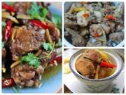 Thực đơn – Công thức - 3 món thịt gà kho hấp dẫn ngày lạnh