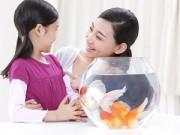 Dạy con - 25 điều mẹ nên dạy bé để trở thành một đứa trẻ ngoan