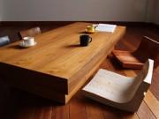 Thiết kế nội thất - Bàn trà Nhật Bản thoáng mắt, đẹp nhà