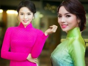 Thời trang Sao - Khen chê quanh váy áo của hoa hậu Kỳ Duyên
