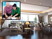 Thiết kế nội thất - Soi nhà 85 tỷ siêu sang mới mua của Thu Minh
