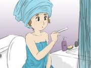 Mang thai 6-9 tháng - Dấu hiệu có thai sớm trước khi trễ kinh nguyệt