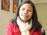 Eva tám - Nữ họa sĩ khuyết tật với động lực sống từ chuyện tình ảo