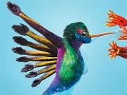 Lạ - Độc - Vui - Chiêm ngưỡng những tác phẩm body painting đẹp sững sờ