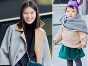 Tư vấn mặc đẹp - 7 cách mix đồ cho mẹ và con gái ai cũng phải thích thú