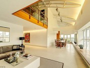 Thiết kế nội thất - 'Choáng' với penthouse 300 tỷ đồng giữa trung tâm London