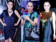 Bà bầu mặc gì - Thời trang bầu bí sành điệu hơn người của Thu Minh