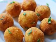 Bếp Eva - Món khoai tây nhồi thịt viên của Cuba