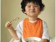 Cách nấu cháo cho bé không bị mất chất dinh dưỡng