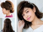 Tóc đẹp - 3 mẫu tóc xoăn giúp bạn trẻ ra vài tuổi
