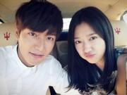 Hậu trường - Rộ tin Lee Min Ho bí mật hẹn hò và chia tay Park Shin Hye