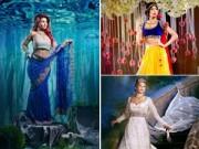 Chuyện tình yêu - Cô dâu Ấn Độ hóa thân thành công chúa trong cổ tích