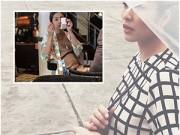 Bà bầu - Lộ ảnh bầu bí của Tăng Thanh Hà