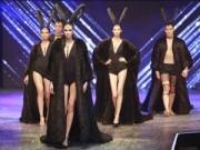 Sự kiện thời trang - VNTM 2014: Nguyễn Oanh và Quang Hùng là 2 quán quân mới