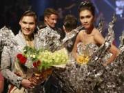 Người mẫu - Đường tới quán quân VNTM 2014 của Nguyễn Oanh và Quang Hùng